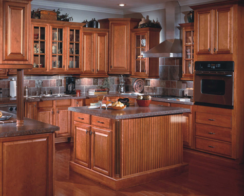Marsh Pictures Atlanta Kitchen Cabinet